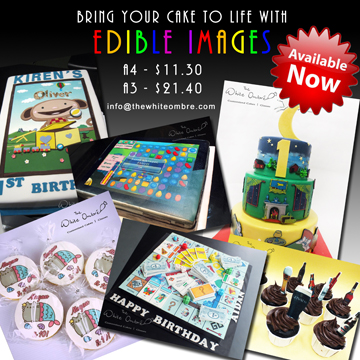 Edible Icing Images