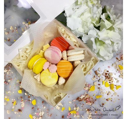 Children's Day 6pc Macaron Box Set