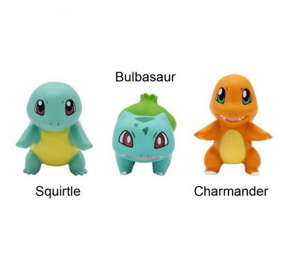Mini Pokemon toys (3cm)