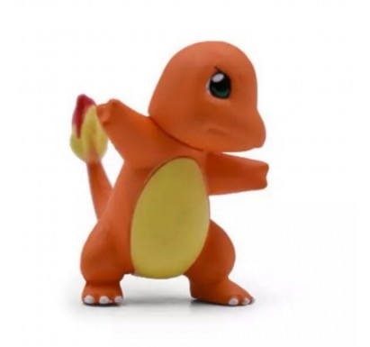 Pokemon Charmander Toy (4.5cm)