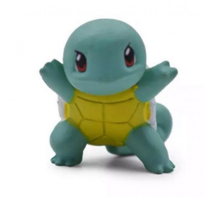 Pokemon Squirtle Toy (4cm)