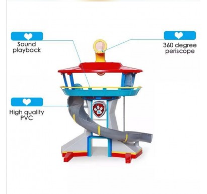 Paw Patrol Lookout Tower Toy
