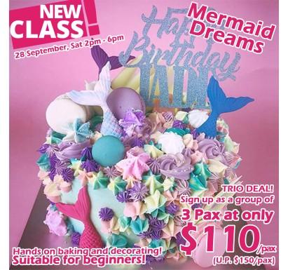 Mermaid Dreams Class