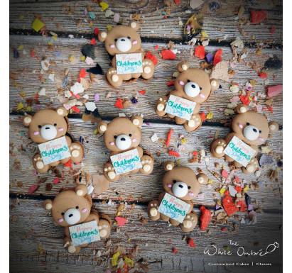 Children's Day Teddy Macaron
