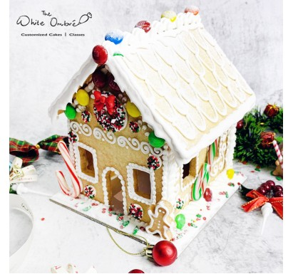 DIY Gingerbread House