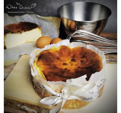 Keto Original Burnt Cheesecake