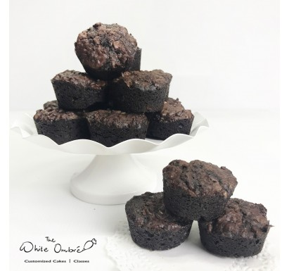Original Double Chocolate Lactation Brownies