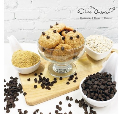 Oatmeal Chocolate Chips Lactation Cookies