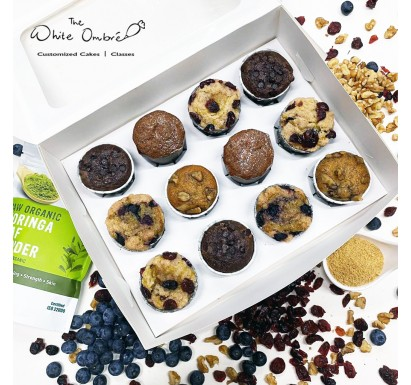 Lactation Muffins Sampler Box