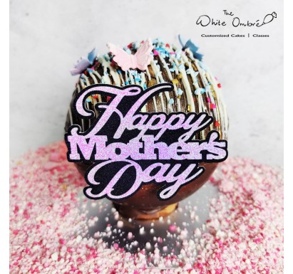 Mother's Day Chocolate Surprise Sphere