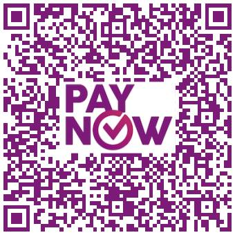 Scan our QR code or enter our UEN 201411299N for PAYNOW payments.